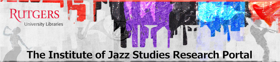 The Institute of Jazz Studies Research Portal